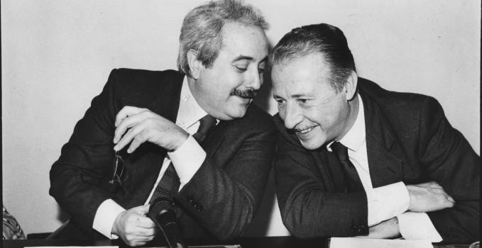 I giudici Falcone e Borsellino