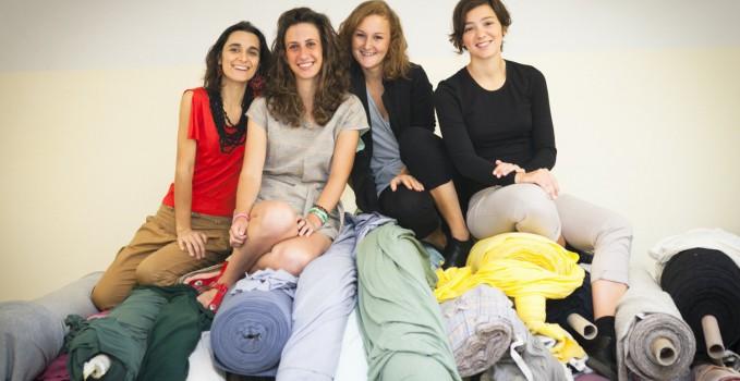 un progetto sociale di moda etica