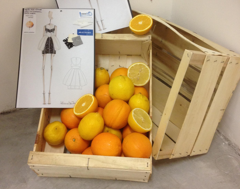 Orange Fiber cassetta agrumi