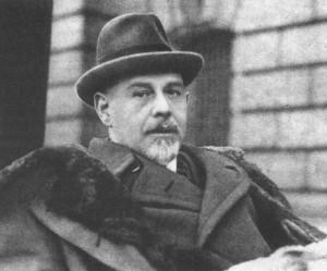 Walter Rathenau, economista progressista