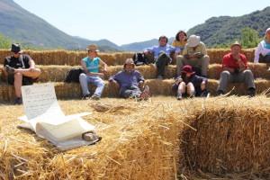 Una comunità rurale
