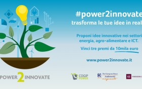 "Bando ""Power2Innovate"""