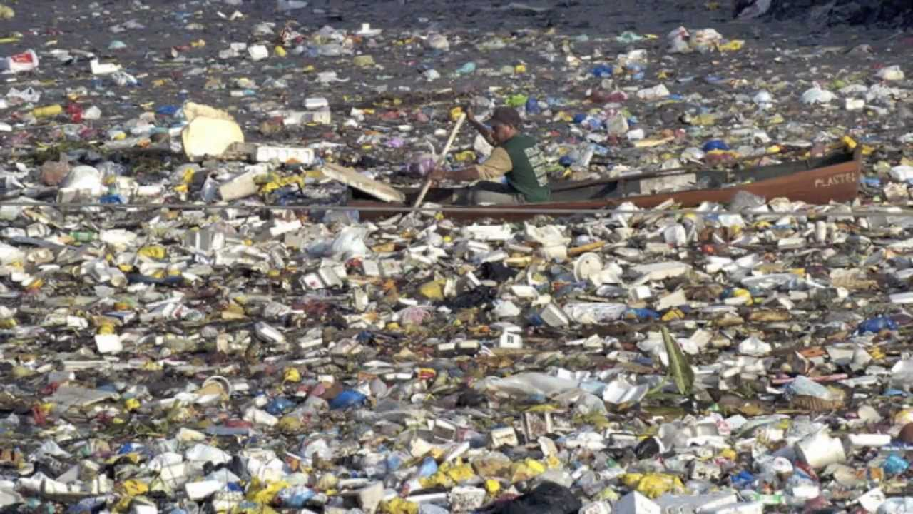 great pacific garbage