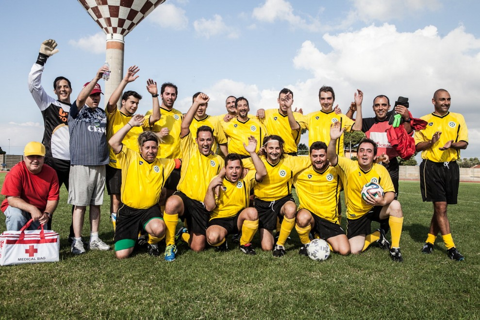 IX edizione di Matti per il calcio