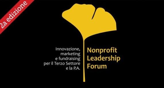 seconda edizione non profit leadership forum