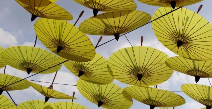 Festival degli ombrelli