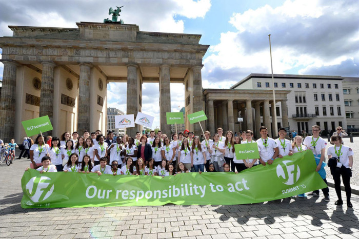 J7 Summit 2015: giovani e leader del mondo a confronto sul futuro