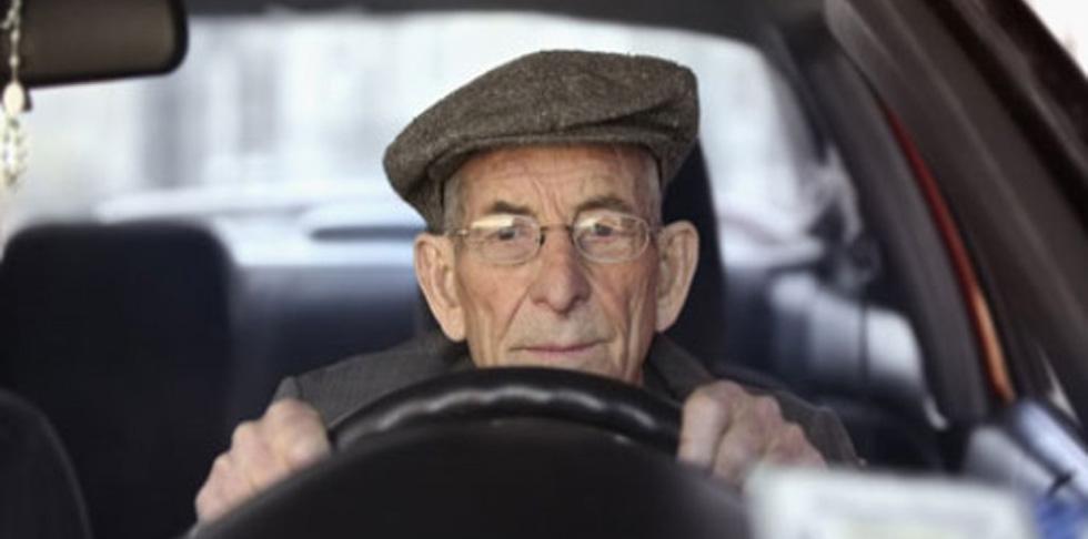 over 65 al volante