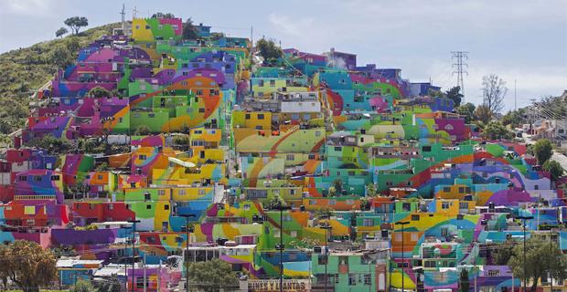 a Pachuca non scompare l'arcobaleno