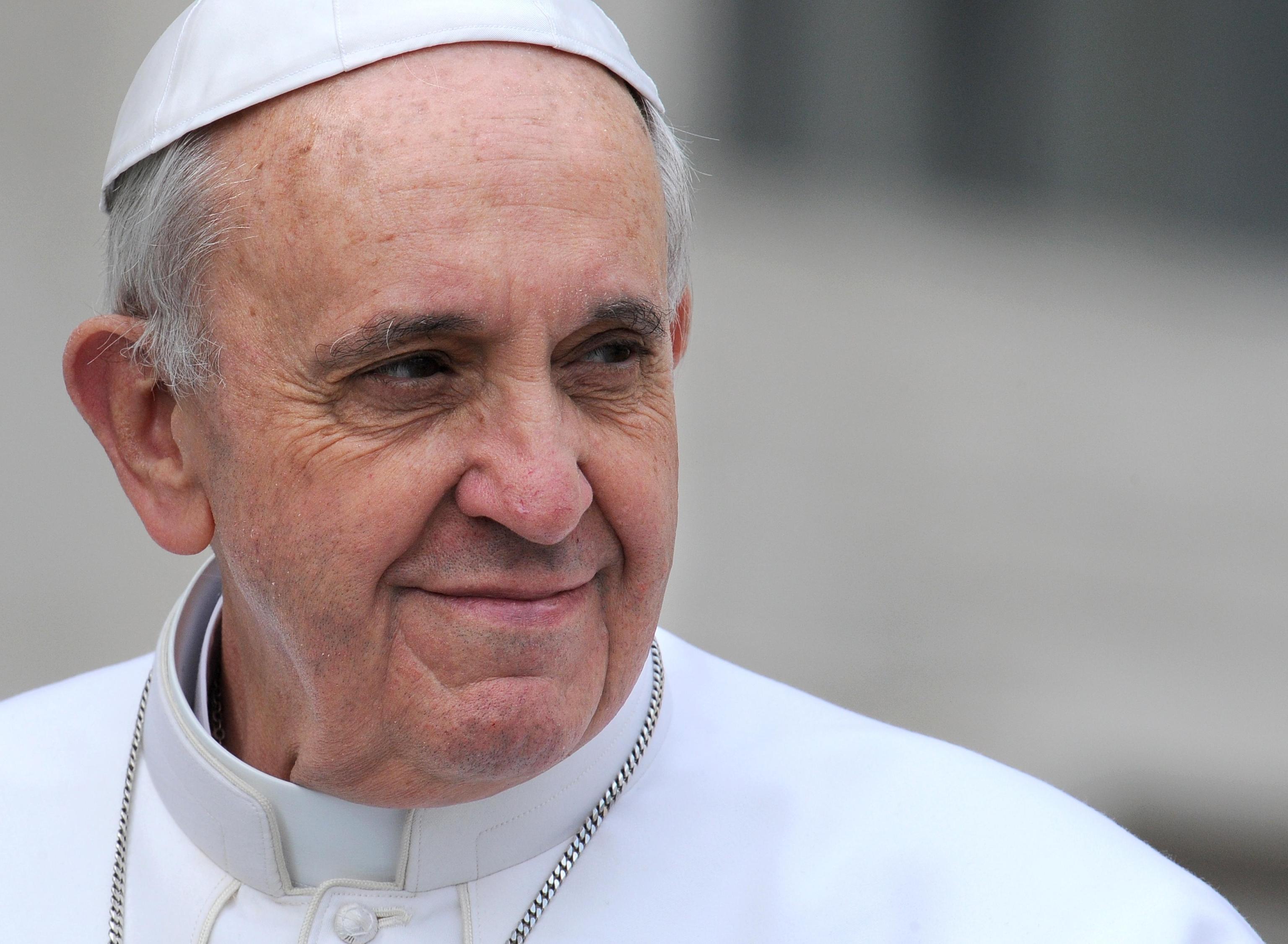 ansa – braghieri – POPE: GENERAL AUDIENCE