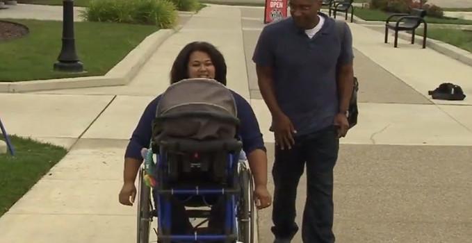 mamme disabili