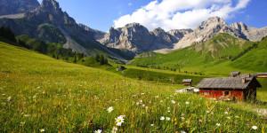 paesaggio Trentino Alto Adige