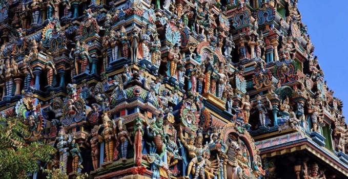 Il Tempio di Meenakshi