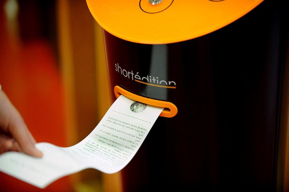 distributori automatici di storie