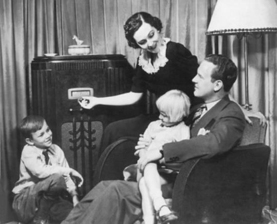 prima trasmissione radiofonica italiana