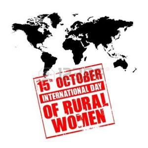 Giornata Internazionale delle Donne Rurali,