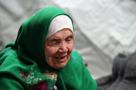 afghana ultracentenaria