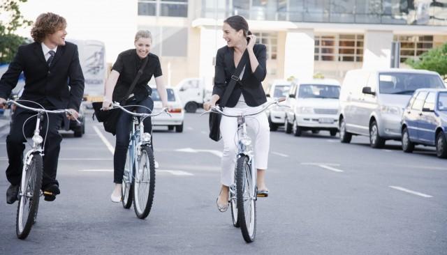 uso bicicletta in francia