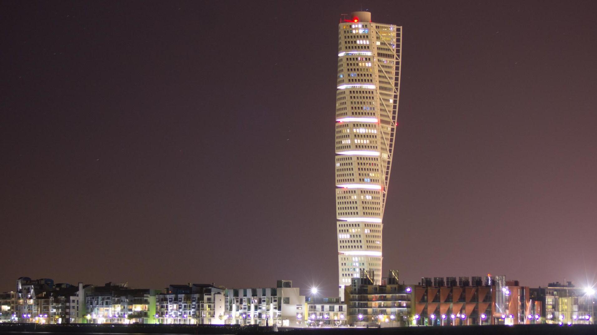 Calatrava Turning Torso