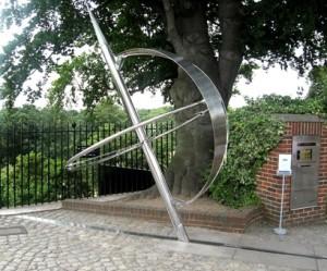 13 ottobre 1884: Il meridiano di Greenwich viene ufficialmente Istituito