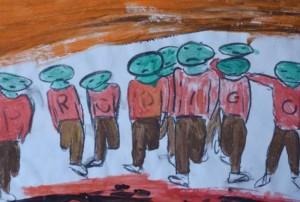 la mostra dei detenuti nel segno della rinascita