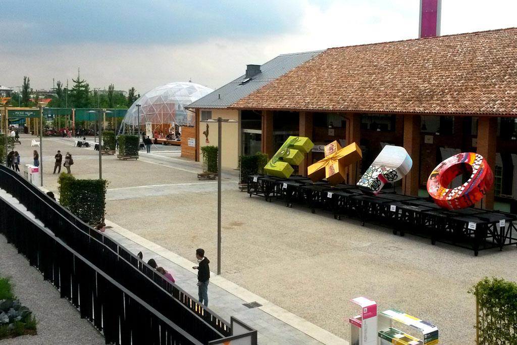 Cascina Triulza: nuova casa per il Terzo settore