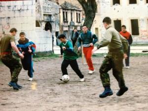 Bambini Bosnia