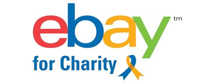 aste di beneficienza su Ebay