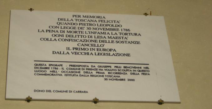 Granducato-di-toscana-e-abolizione-pena-di-morte