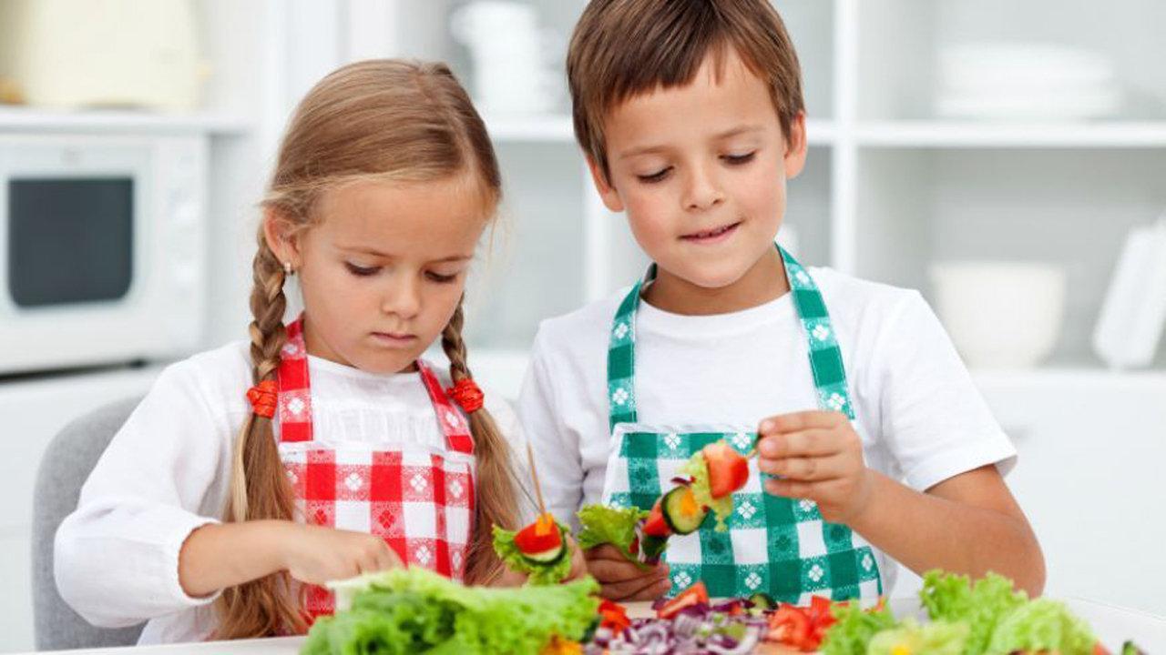 bambini e alimentazione corretta