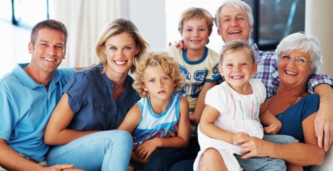 reti di famiglia