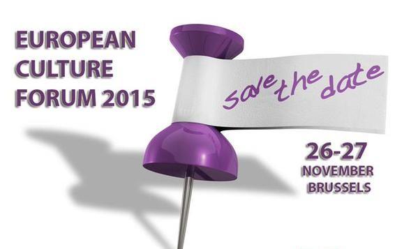 The European Culture Forum 2015
