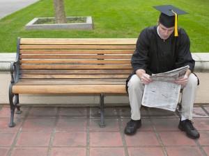 giovani laureati disoccupati