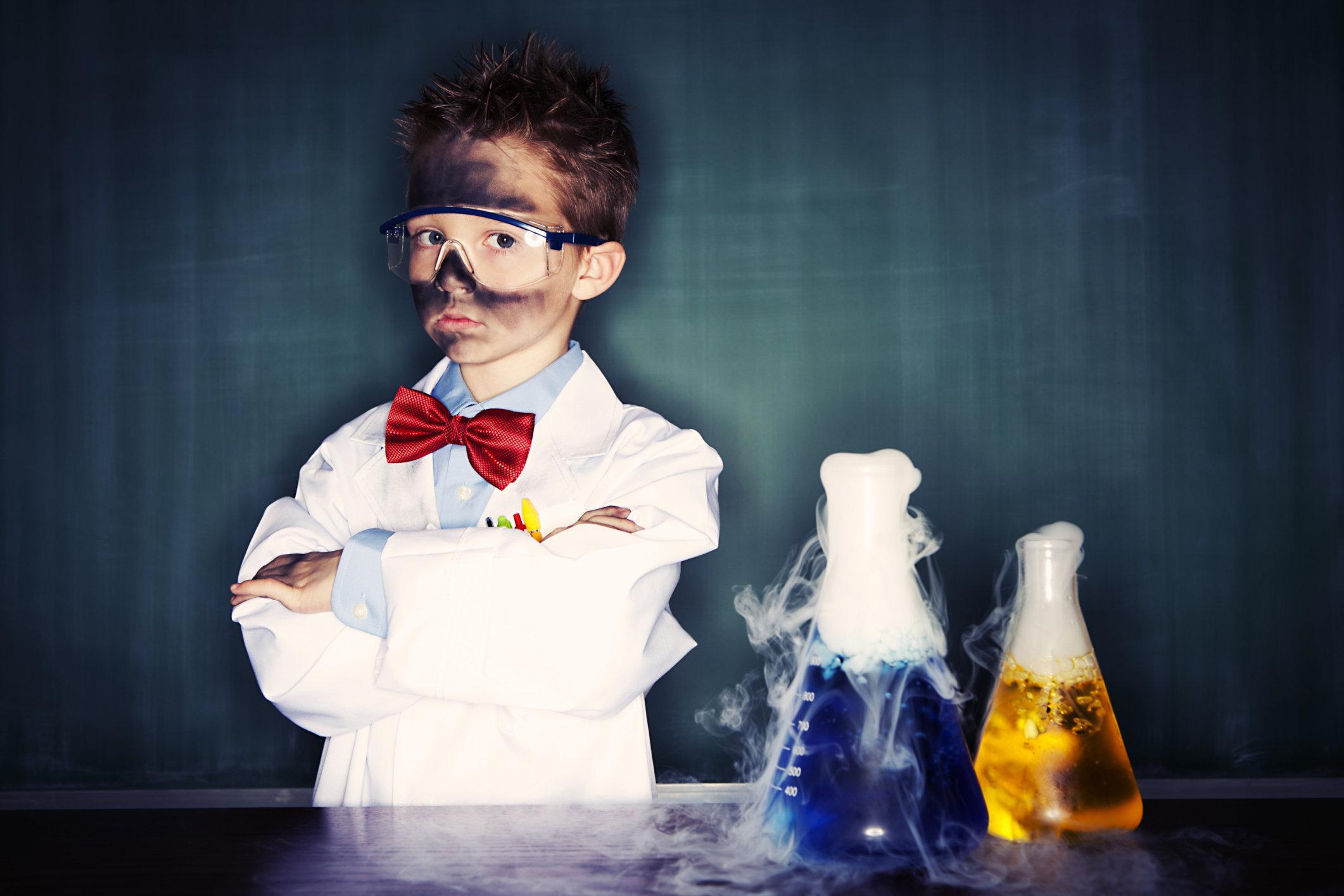 piccolo scienziato