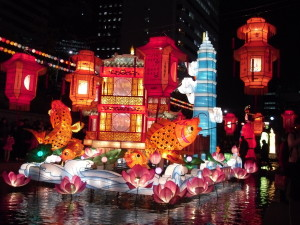 il Festival delle Lanterne