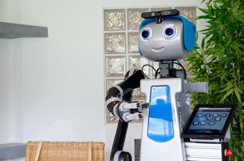 Robot-assistenti anziani