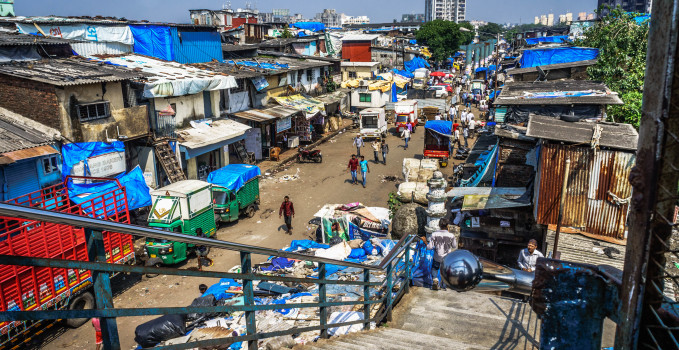 Baraccopoli Dharavi