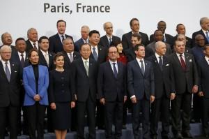 Conferenza sul clima a Parigi