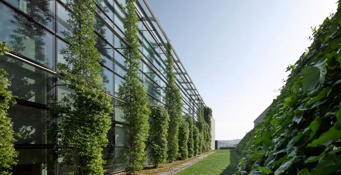 fabbriche giardino di Prada