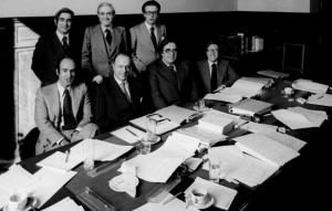 i padri della costituzione spagnola