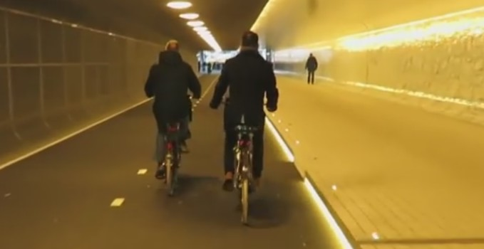 tunnel amsterdam