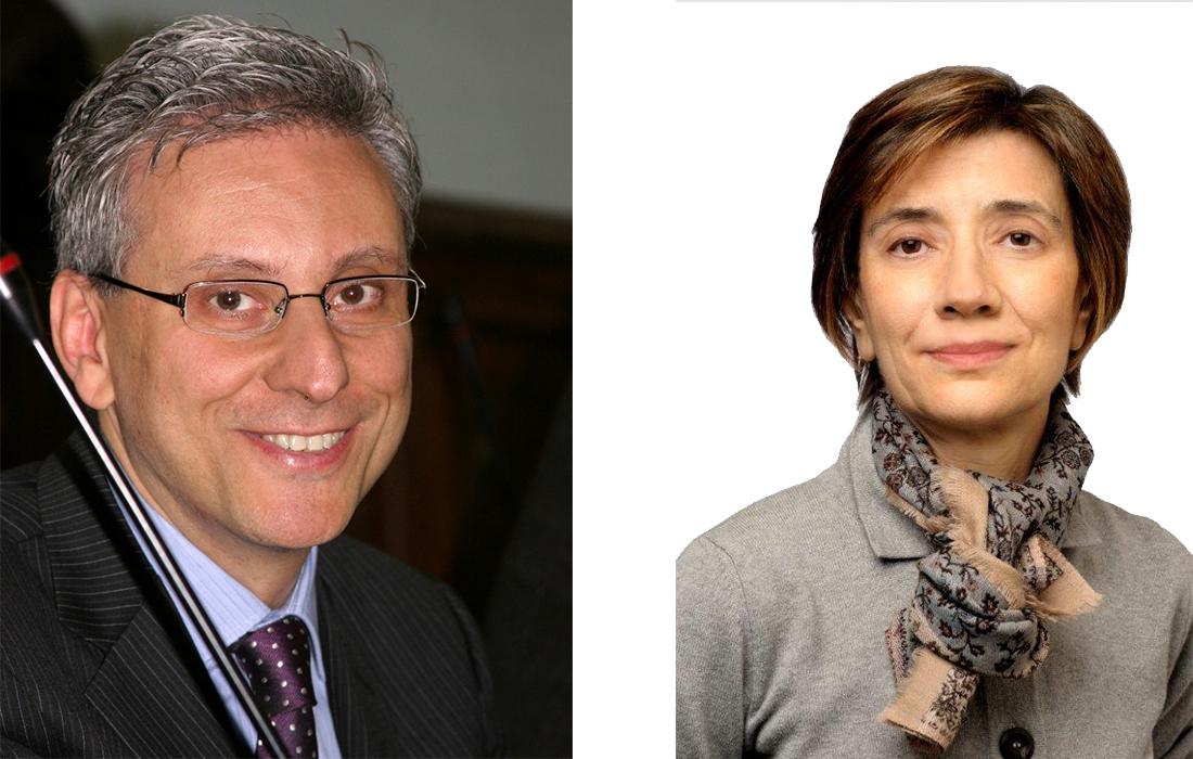 Antonio Iavarone e Anna Lasorella