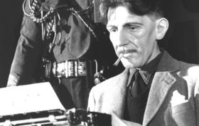Muore George Orwell, uno scrittore profeta