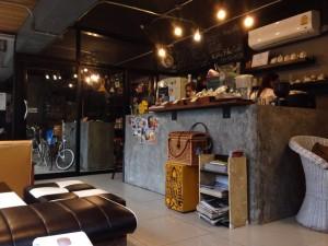 aria caffè bike bar