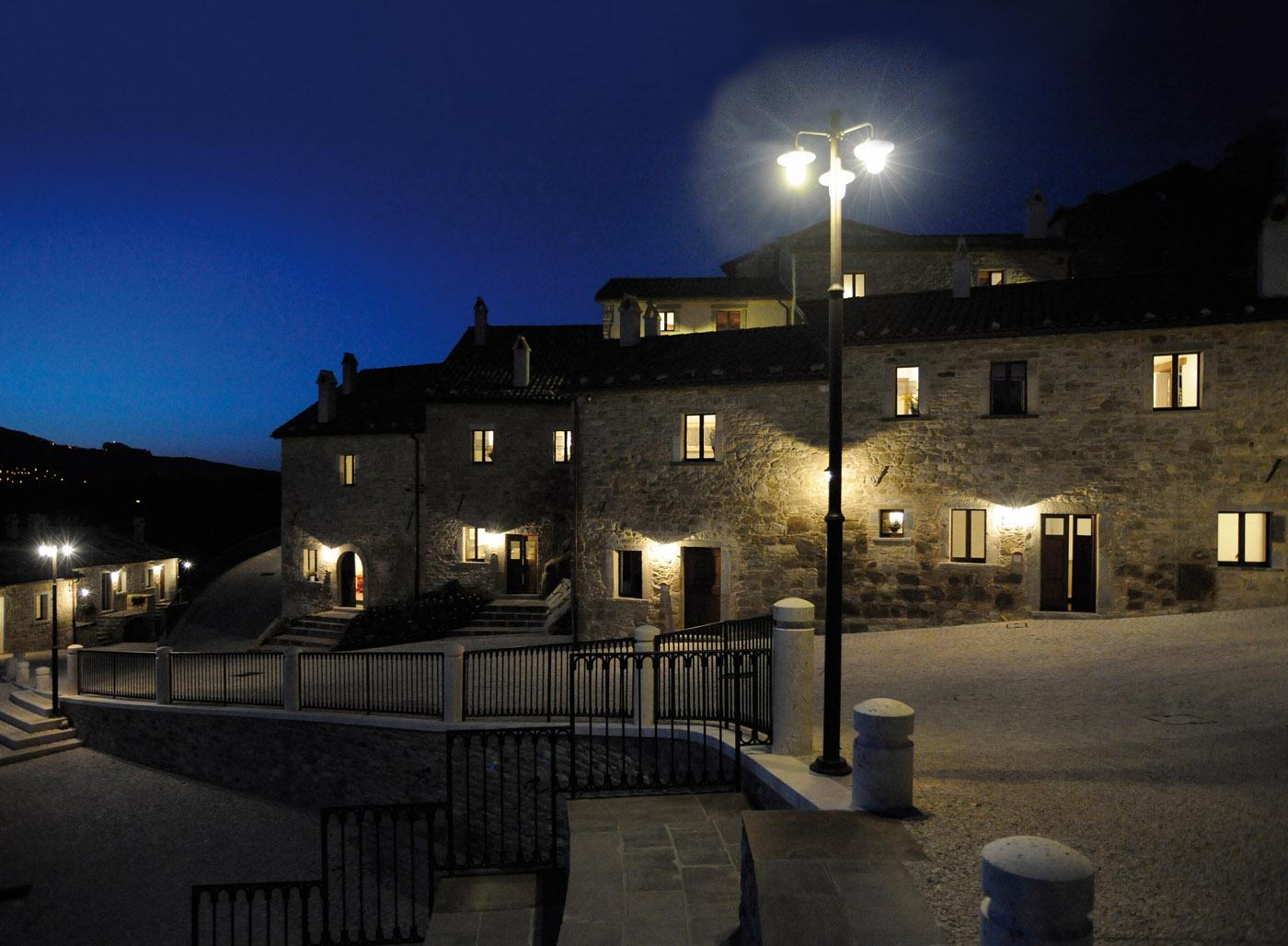 Borgo Tufi