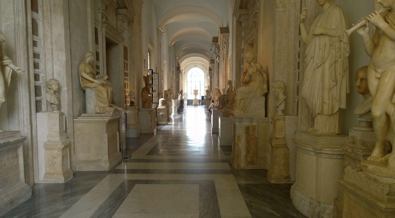galleria musei capitolini
