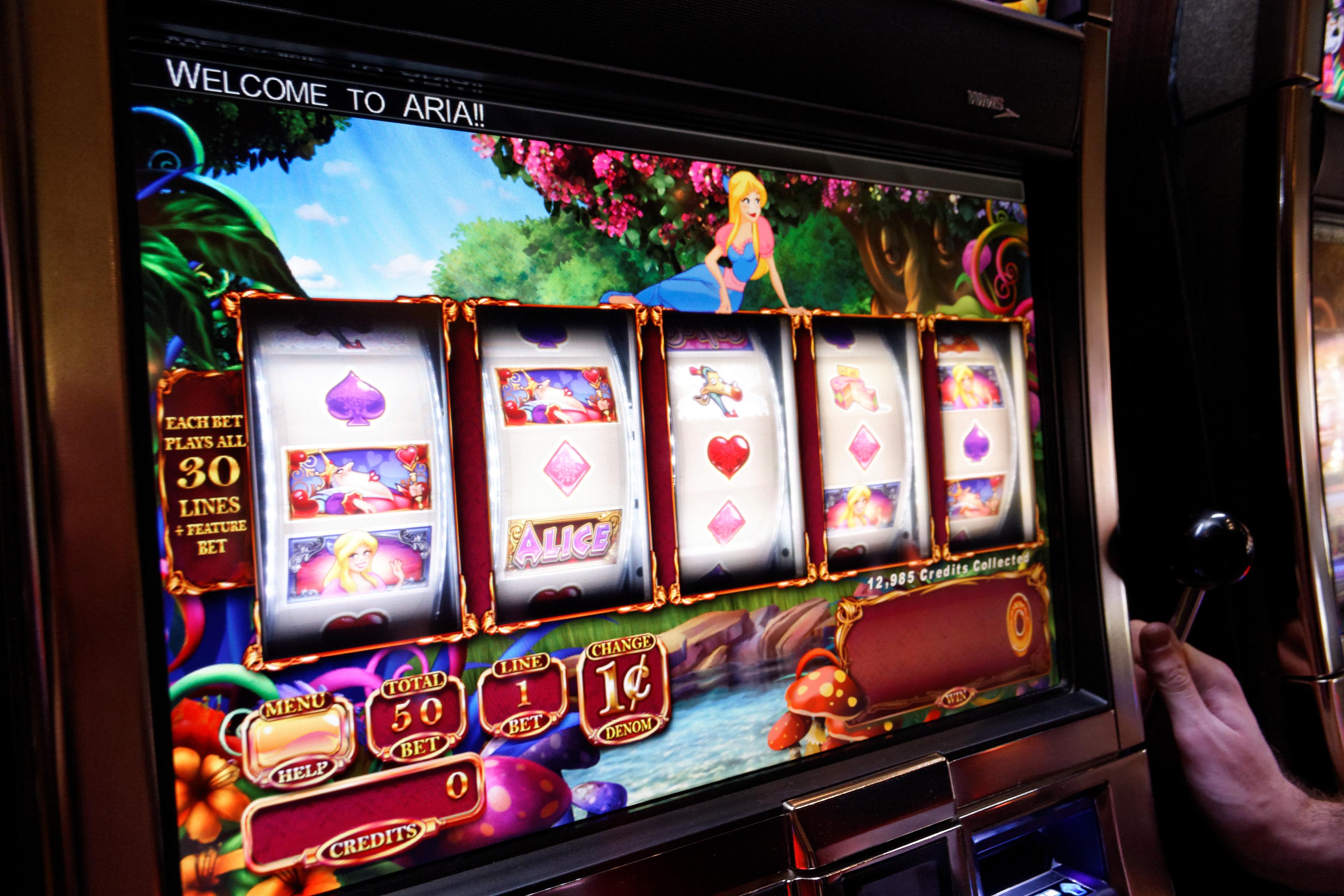Lotta alle slot machine