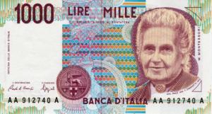 Addio alla Lira italiana