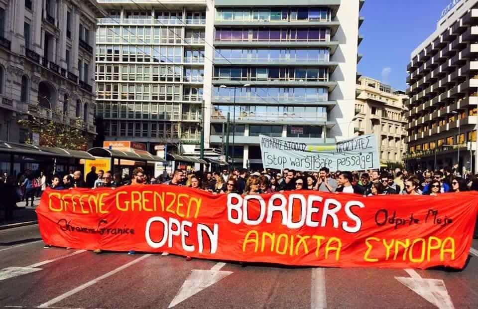 #safepassage Atene