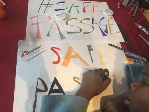 #safepassage Torino